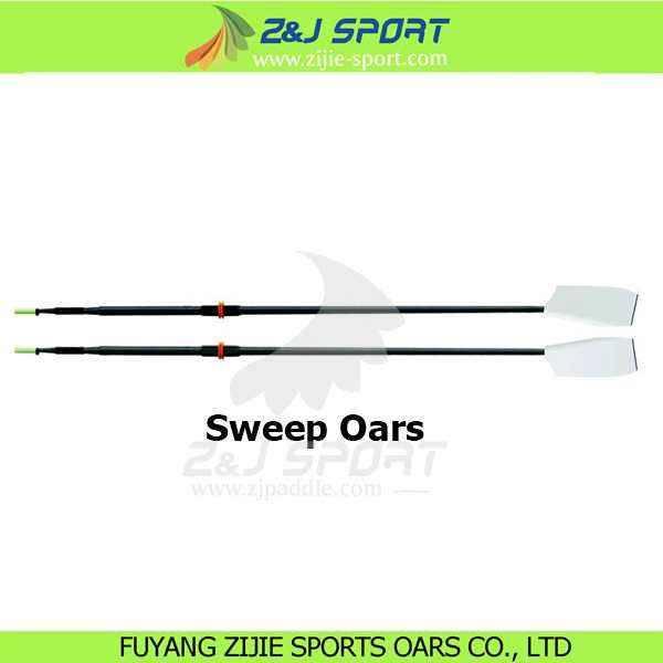 Sweep Oars