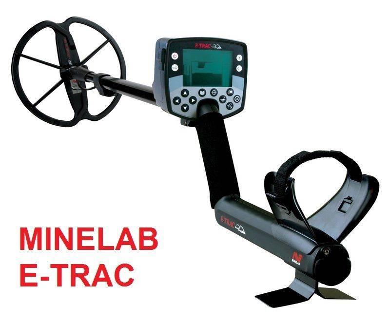 Minelab E-Trac con software in Italiano - Gold Oro