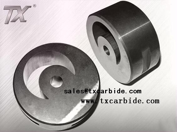 Special Shape Tungsten Carbide Circular Plates