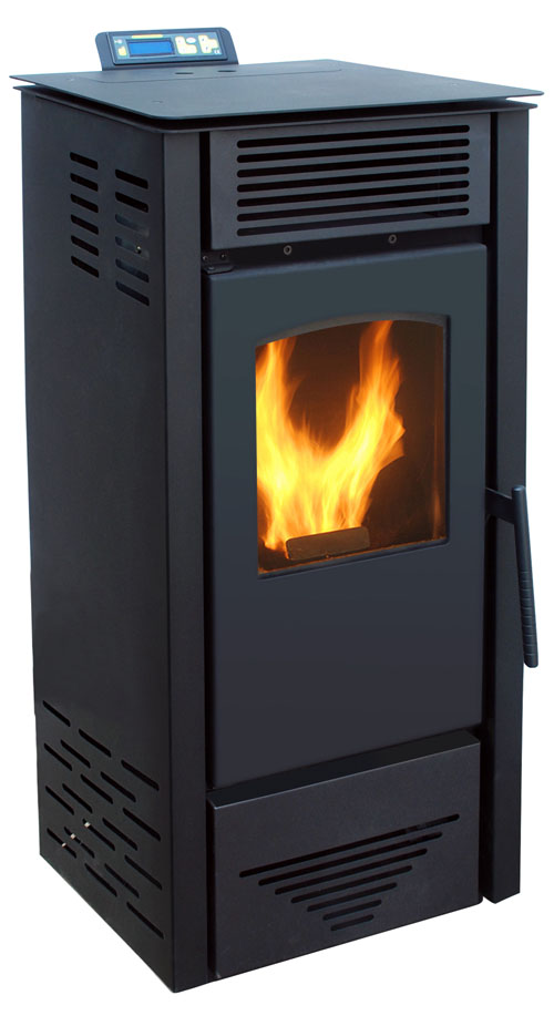 KJG-PI Wood Fireplace/Pellet Stove