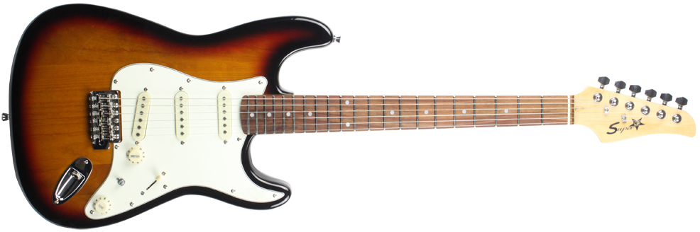 Electric guitar SST-4702