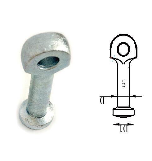 Pin Anchor Lifting System