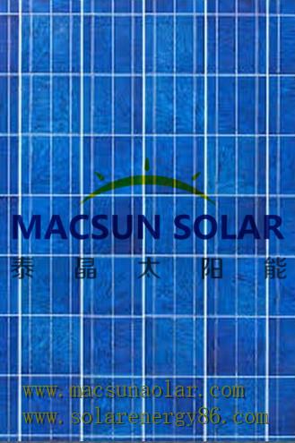 High Efficiency 125W Mono Solar Panel