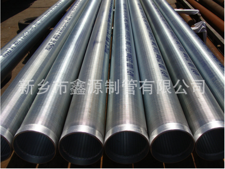 Johnson wire welded screen for Self-cleaning filter element