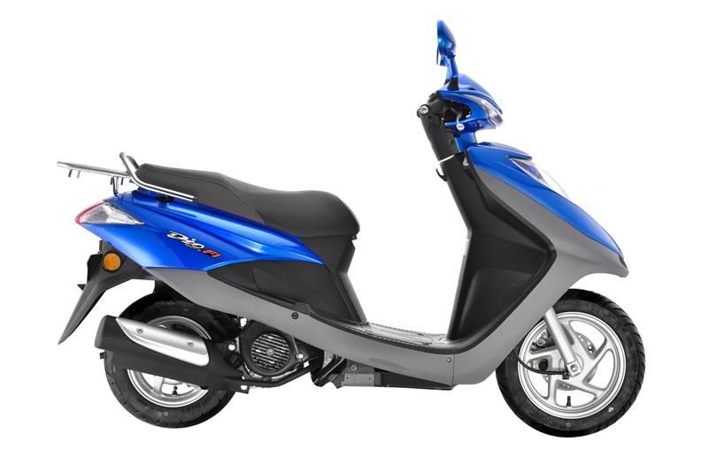 HONDA scooter DIO FI 125cc