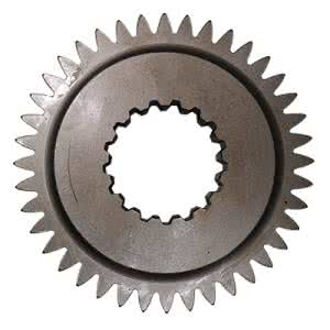 CNC turning machining copper bronze small brass gear supplier in China