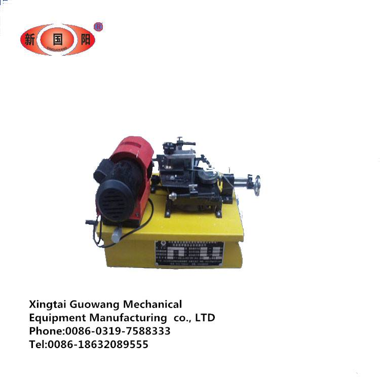 The band saw blade grinding machine