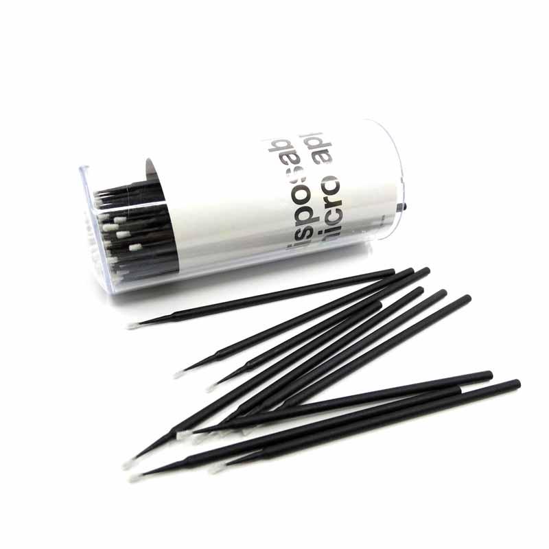 Eyelash Extension Micro Brush Applicator