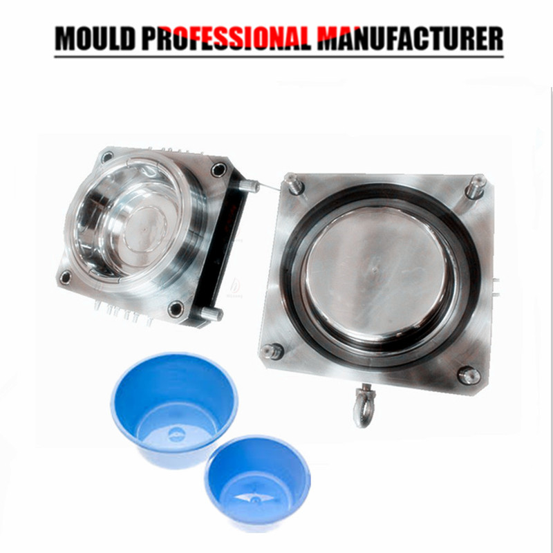 plastic injection mould wash basin mould