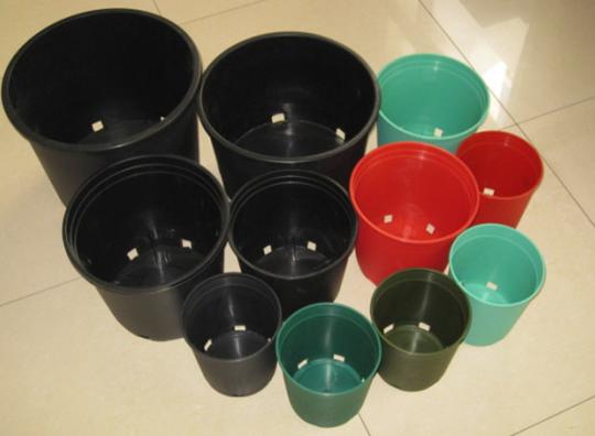 plastic nuraery pot