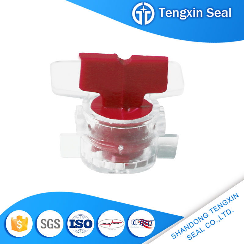 Iso17712 shipping container cable meter security seal lock