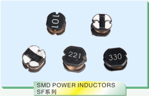 SMD power inductor:SS-SF Series