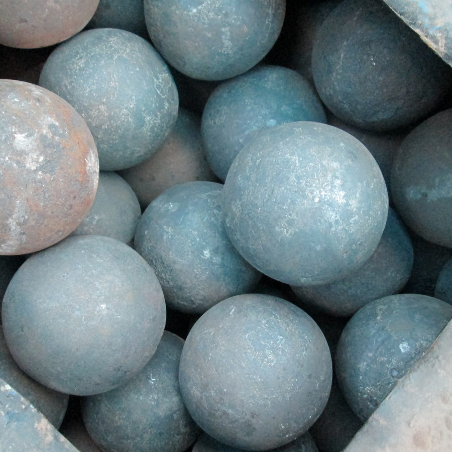 premier forged steel grinding media balls