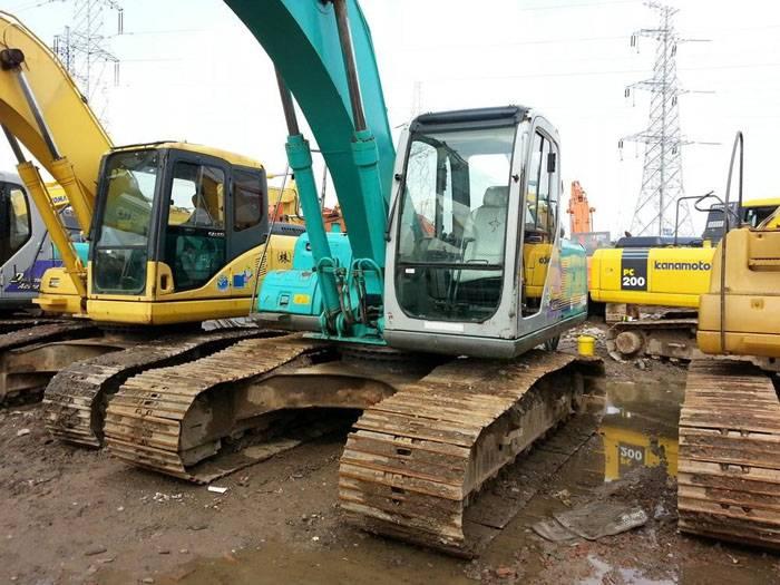 Used Kobelco SK200-6 Excavator for sale