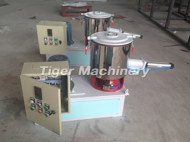 PVC Heating Mixer