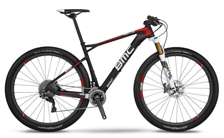 BMC TeamElite TE01 29 XTR Mountain Bike 2015