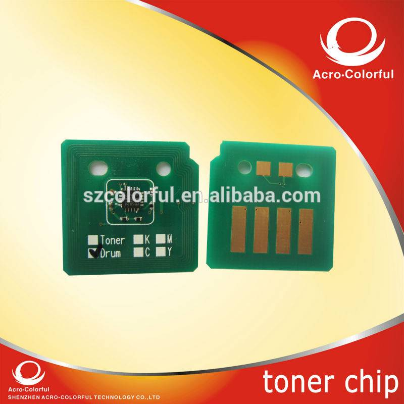 New toner chip color laser compatible chip for Xer Phaser 7100 printer chip
