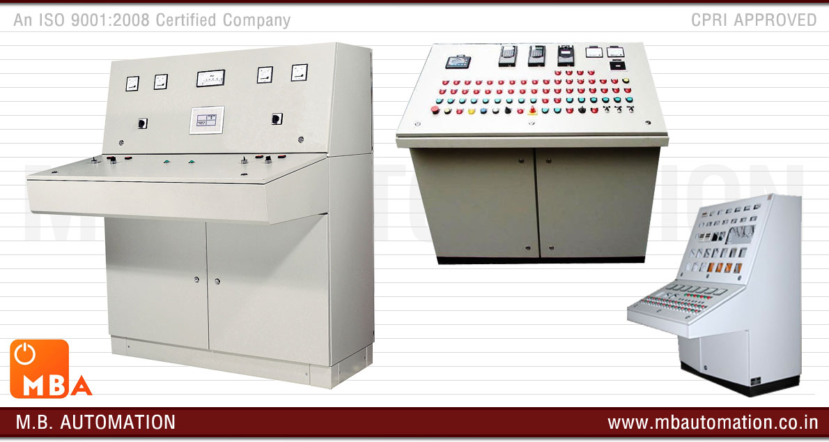 Electrical control panel manufacturers in India