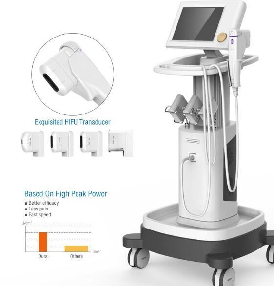 Face Lift Skin Tightening Skin Rejuvenation Wrinkle Removal HIFU Machine