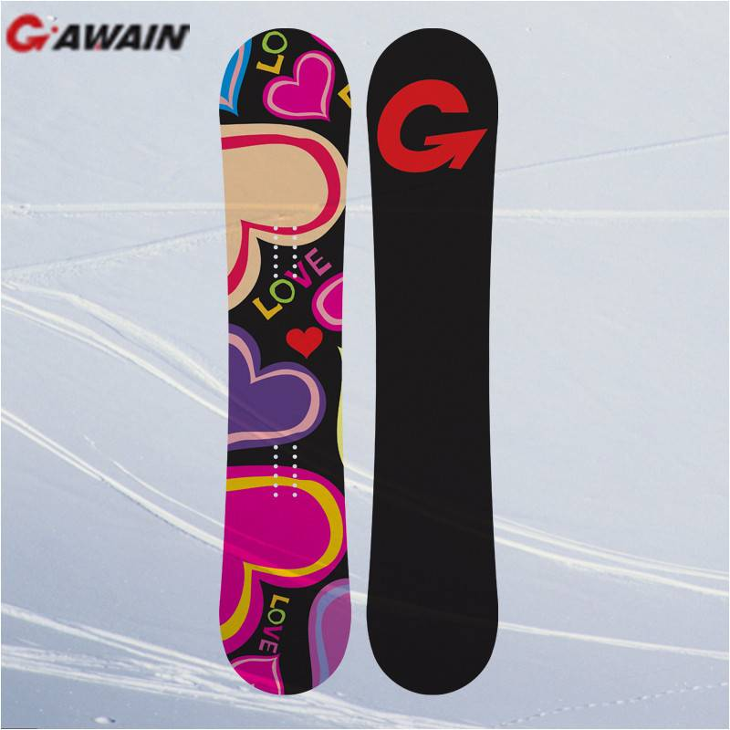 Online new design and durable snowboards