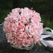 real touch artificial Rose flower balls OEM