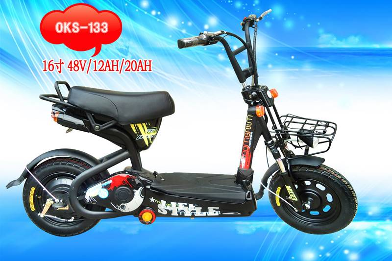 Electric Bicycle (OKS-133)