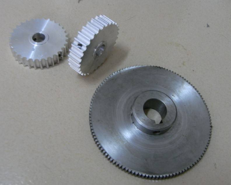 Machined Gears