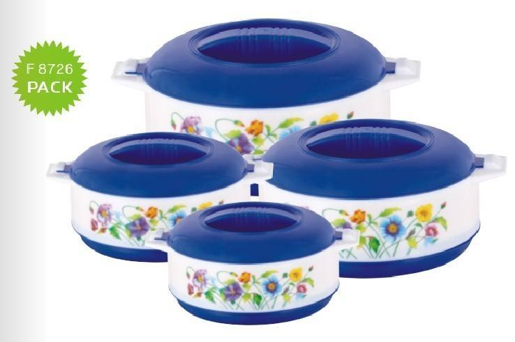 4PCS Insulated Food Server/Vacuum Lunch Box