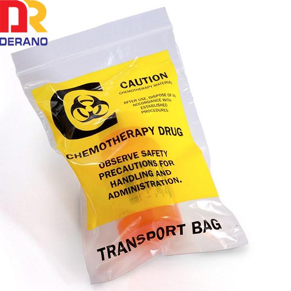 custom recyclable multi-layer kangaroo plastic bags