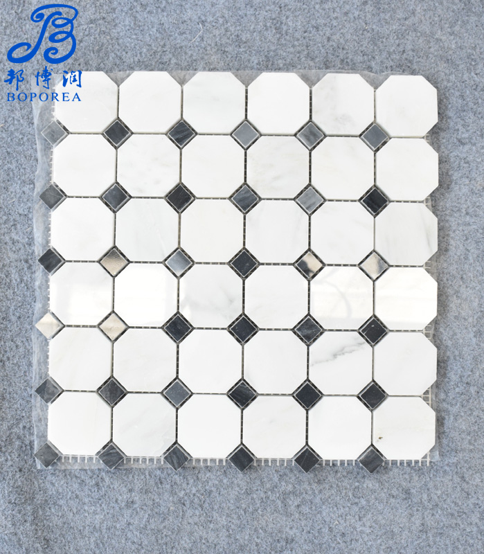 Home portugal marble mosiac floor tile in philippiness price