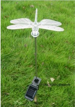 Bird Type Solar Grass Light