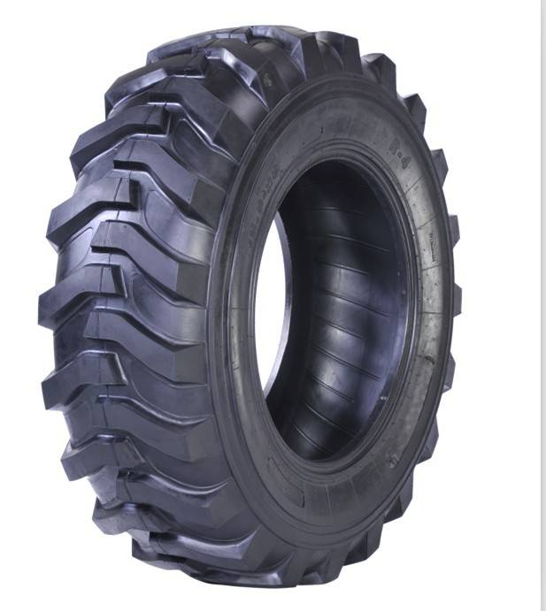 High Quality R4 Tubeless Tire Backhoe Loader Chinese Factory