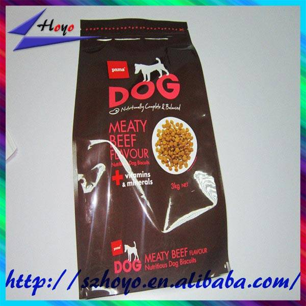 Stand Up Ziplock coffee packaging bags with valve