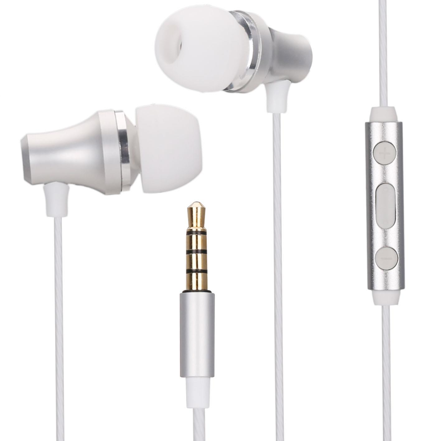 Good In Ear Headphones For Music And Heavy Bass Sound For Apple Galaxy Smartphone