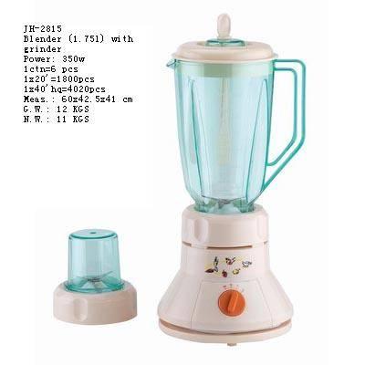 2 in 1 electric blender