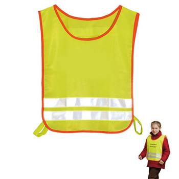children security reflective vest