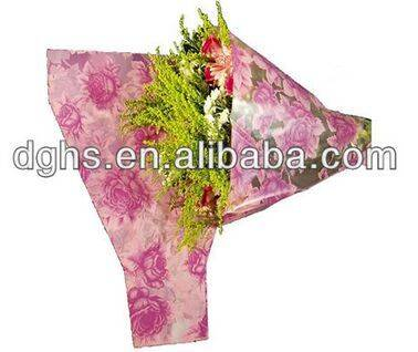 flower sleeve, flower bag, bouquet sleeve