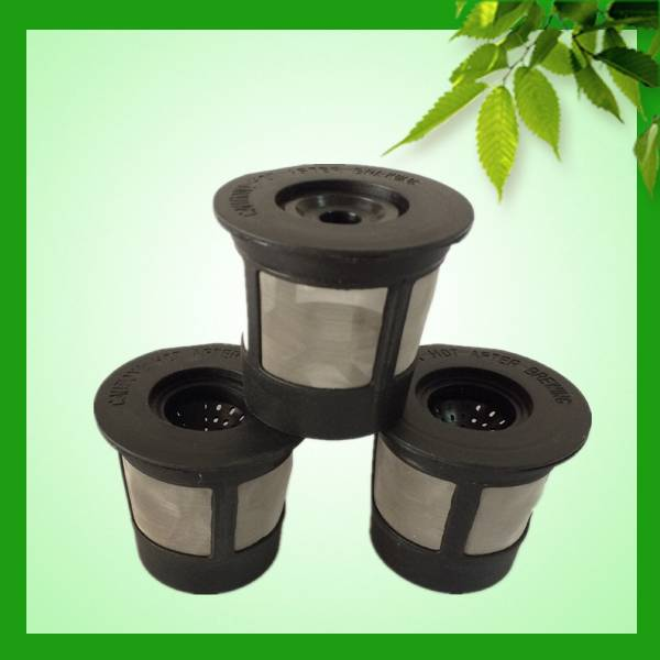 Xcellent Reusable Coffee Filter Set for Keurig, My K-cup style