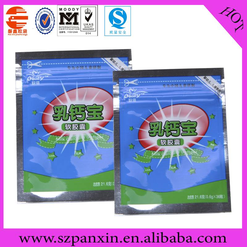zipper plastic bag for all kinds of use