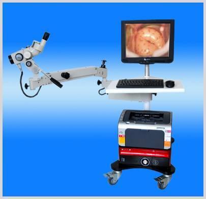 WH-SMA Optic colposcope