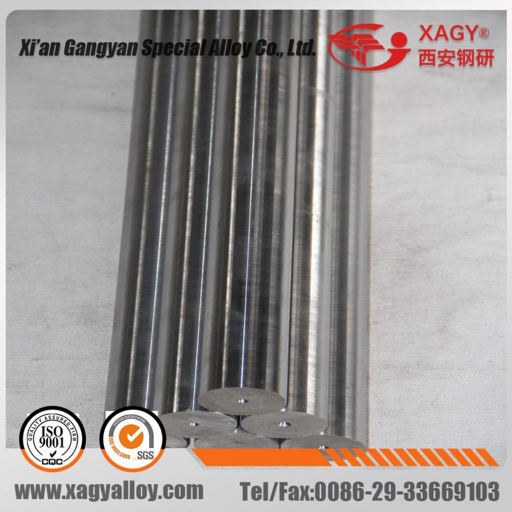Hiperco50 alloy Bar /Dia 8.0mm~dia32.0mm length 0 to 2000 / Dia 32.0.0mm~dia150.0mm,length 0 to 1000