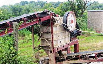 PE-600×900 Jaw Crusher