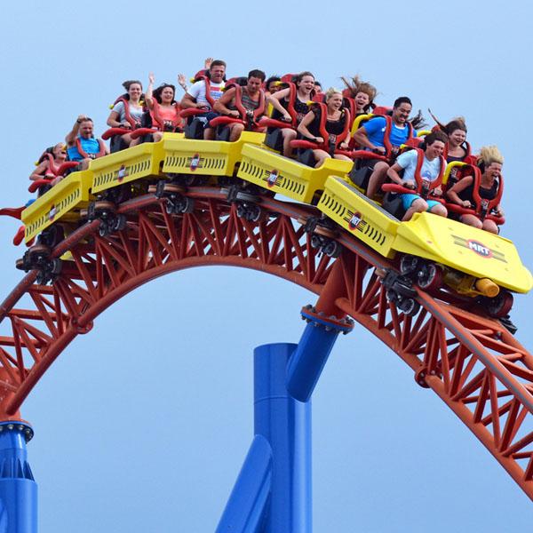 Roller Coaster Rides HFGS11--Hotfun Amusement rides
