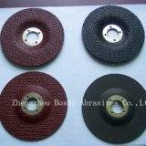 100x6x16mm depressed center fiberglass reinforce grinding wheels