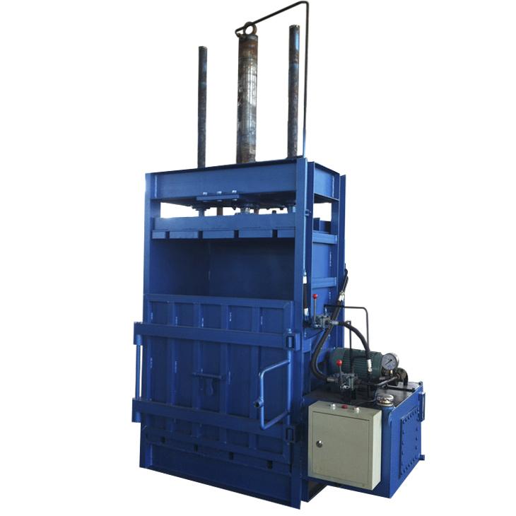Spot Goods Vertical Paper Carton press machine Baler