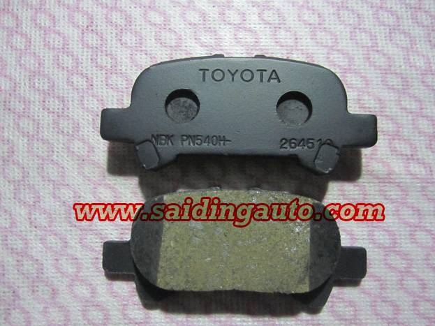 Brake pad for TOYOTA OEM 04466-33060
