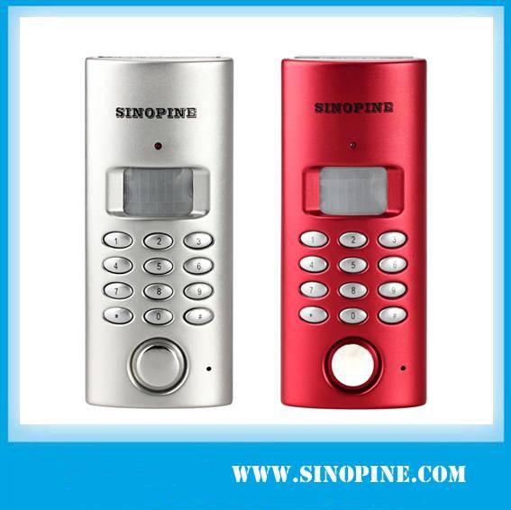 SP61 Solar Auto-Dialer Home Alarm