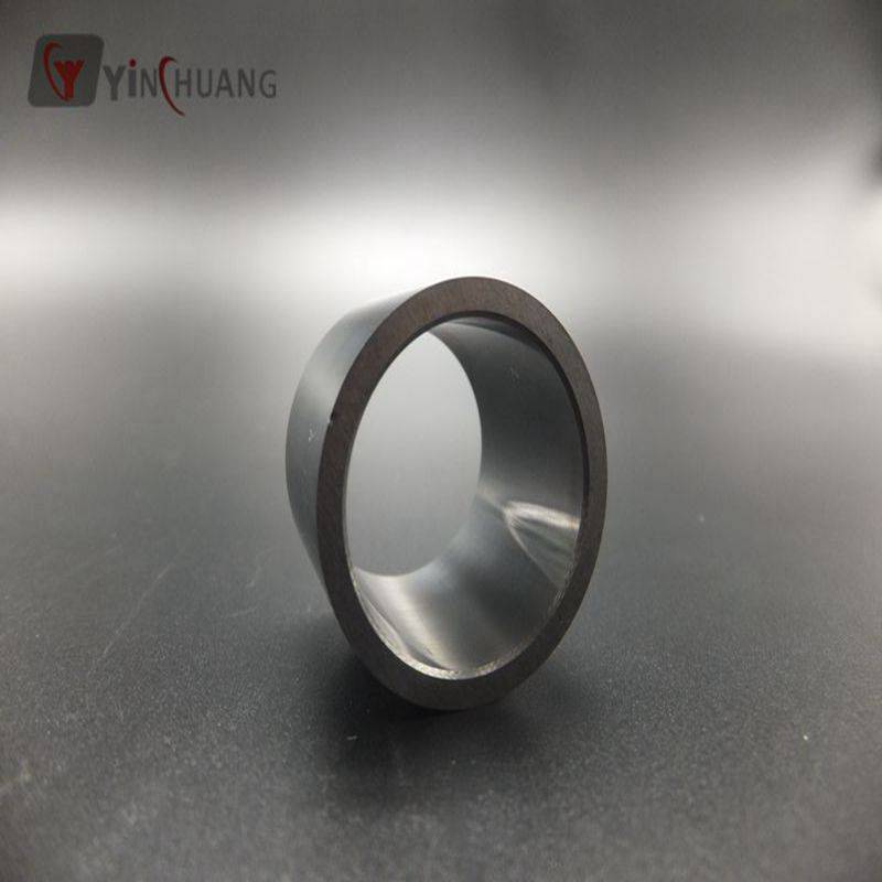 Long life wear resistance tungsten carbide bushing