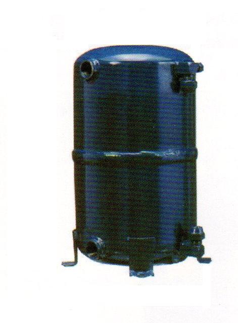 Double Tube Refrigerant Condenser