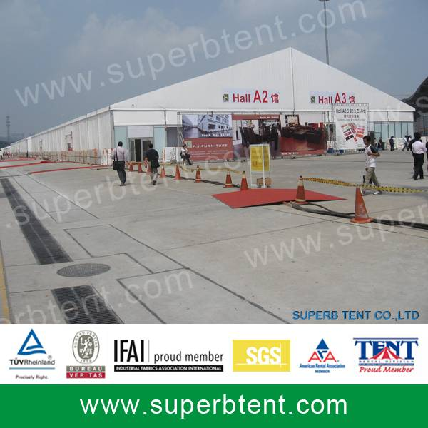exhibition structure party tent wedding marquee